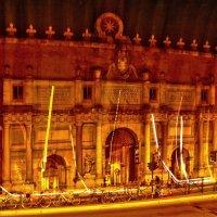 Прогулки по ночному Риму :: Alexandr Zykov