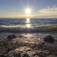 Байкальская волна :: Андрей Шаронов
