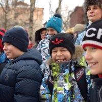 Юные зрители :: Алёна Михеева