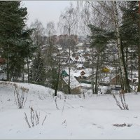 Кусочек зимы. :: Роланд Дубровский