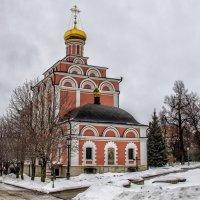 Пощипово. Монастырь... :: Марина Назарова