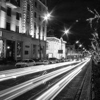 Ночная Москва :: Дмитрий Саврасов