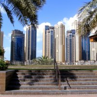 Дубаи Марина :: Наташа Шамаева