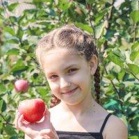 Наливное яблочко! :: Елена Ладанюк