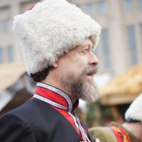 солист ансамбля казачий круг :: Илья Касимов