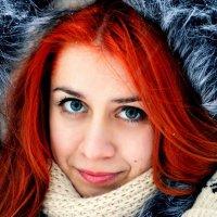 эти глаза напротив.. :: Надежда Лунева