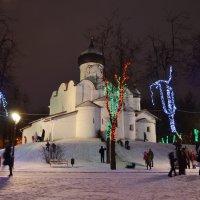 Рождественский вечер! :: Ирина Никифорова