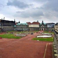 Дворцовый комплекс Цвингер, г. Дрезден :: Денис Кораблёв