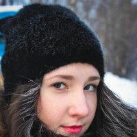 Анастасия Ларина! Фотограф, красивая девушка и просто хороший человек =) :: Анна Шитова