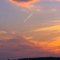 в небе :: Любовь Нефёдова