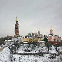 Иоанно-Богословский Пощуповский монастырь :: Александр Назаров
