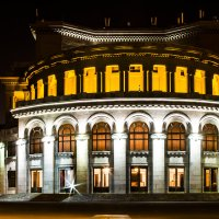 Opera house :: Karen Khachaturov