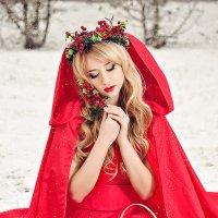 Красная шапочка :: Татьяна Семёнова