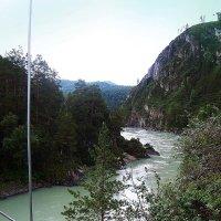 Горный Алтай, река Катунь :: Евгения Каравашкина