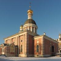 Старообрядческая церковь Рождества Христова Рогожской общины. :: Александр Качалин