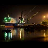 Порт в Евпатории :: Светлана Мазурина