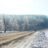 Дорога :: Екатерина Парфиленко
