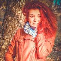 Девушка :: Екатерина Комарова