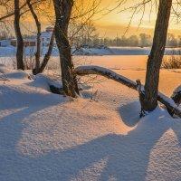 Зимний вечер :: Любовь Потеряхина