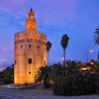 Золотая башня :: Mikhail
