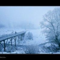 Морозным утром в городе Углич. :: Дмитрий Постников