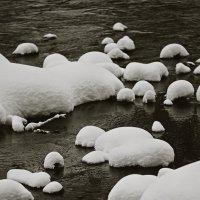 Снежные шапки :: Сергей Щеглов