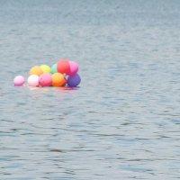 воздушные шары :: Элла Перелыгина