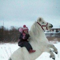 Бесстрашный ребенок :: Роза Василенко