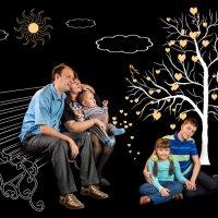 Семья :: Ринат Валиев
