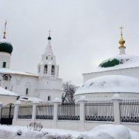 Храм Димитрия Солунского, Церковь Похвалы Пресвятой Богородицы :: Tata Wolf