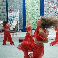 Вот такие танцы :: Елена Ермакова