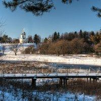 Зимние берега.Продолжение :: Андрей Куприянов