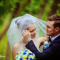 Оля и Дима :: Евгения Клепинина