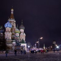 Москва.19-12-2014. :: Larisa
