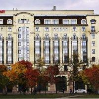 Mariott's autumn :: Александр Иванов