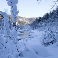 Зимняя река :: Irina ----
