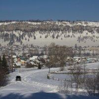 Зимний пейзаж :: Irina ----