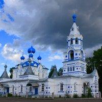Покровская церковь, г. Кирс :: Александр Трухин