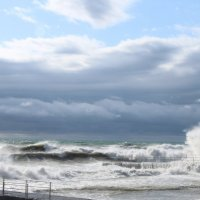 Море в феврале :: Veronika D