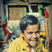 Из серии Дети Индии :: Максим Музалевский
