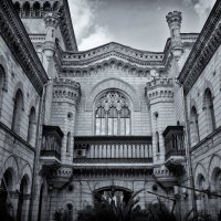 Мавританский дворик :: Вахтанг Хантадзе