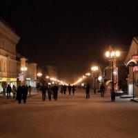 Зимний вечер :: игорь щелкалин