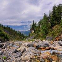 Горная река :: Виктор Никитин
