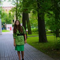 В неизвестность :: Таня Лоцманова