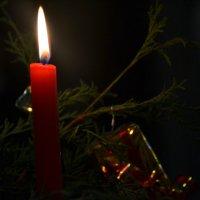 жизнь как свеча :: Kate Vakhrina