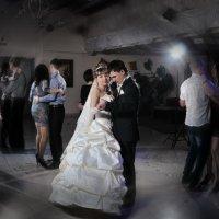 свадебный фотограф - моушн блюр :: Антон Летов
