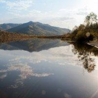 Озеро Манжерок :: Наталья Панина