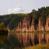 Елена Гильмуллина - Ленские скалы