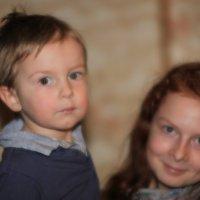 Брат и сестра :: Владимир Немцев