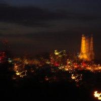 Париж ночью. :: Lev nikon